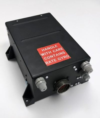 Electronic Control Amplifier